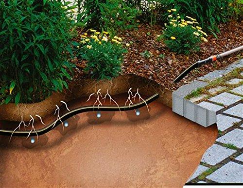 Gardena Drip Irrigation Line Micro-Drip-System 54.1oz/H 54, 68Yd