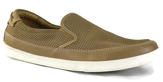 Quinton Perfed Slip-On Men's Shoes Size US 12 M Sand
