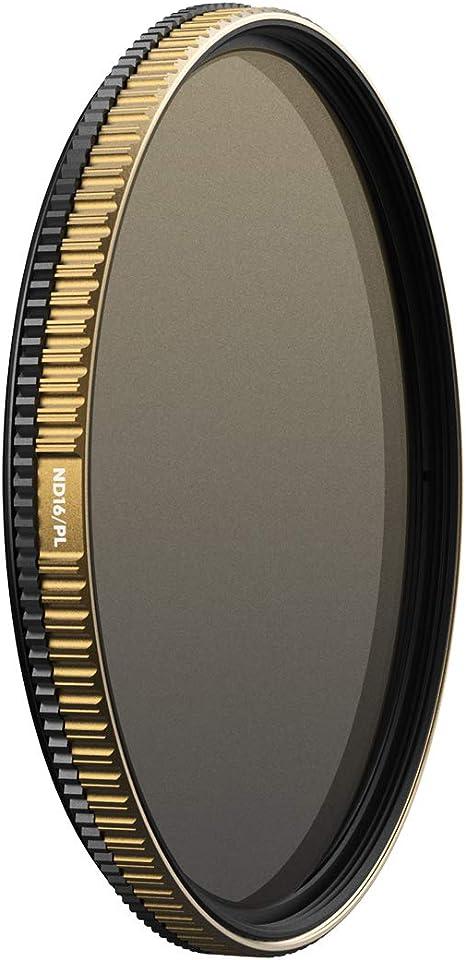 3-Stop Neutral Density Filter PolarPro QuartzLine 77mm ND8 Camera Filter