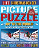 Picture Puzzle Christmas, Life Magazine Editors, 160320346X