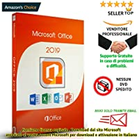 Microsoft Office 2019 Professional Plus Pour 1PC (Windows 10 Only) License with 1 Business Day
