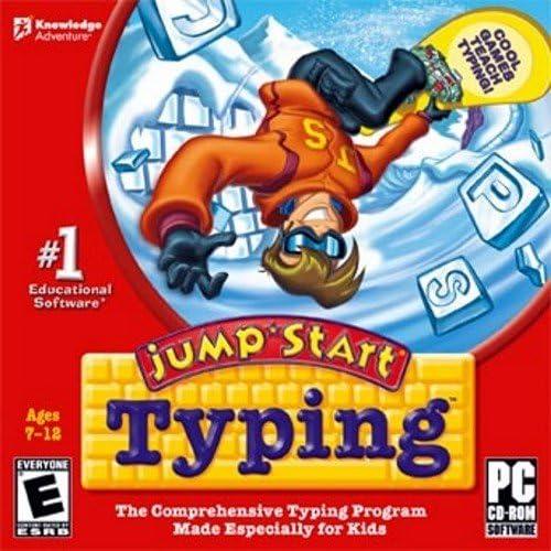 Jump Start Typing 61au6ujAKjL