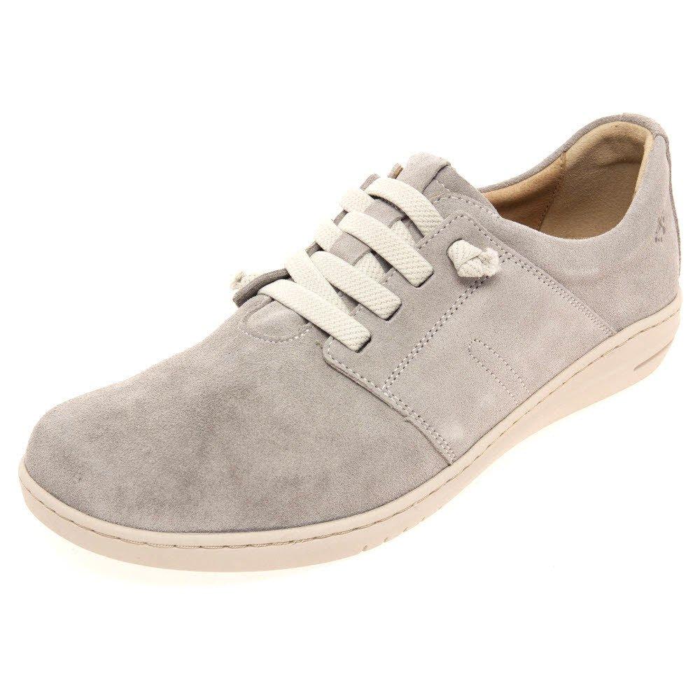 Hartjes 31062-19,00 - Zapatos de Cordones de Piel Para Mujer 37.5 EU gris