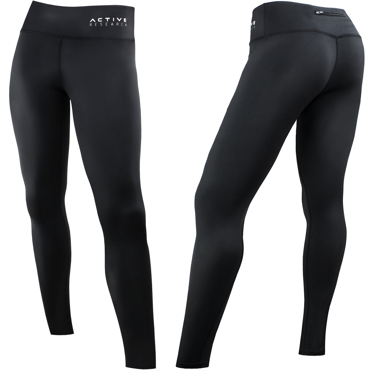 #4 Active Research Women's Compression Pants