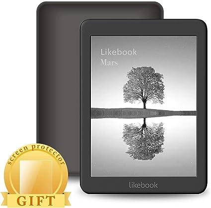 Amazon.com: Likebook Mars E-Reader, pantalla táctil de 7,8 ...