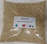 Pearled Barley, 2 lbs (Two Pounds) Pearl, USDA Certified Organic, Non-GMO, BULK.