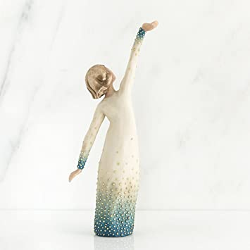 Amazon.com: Willow Tree Shine Figure By Susan Lordi #27367: Home U0026 Kitchen