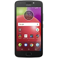 Moto E (4th Generation) - 16 GB - Unlocked (AT&T/Sprint/T-Mobile/Verizon) - Black - Prime Exclusive