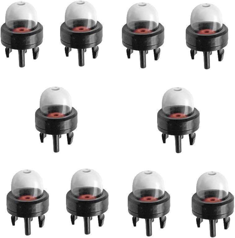 Amazon.com: janrui 10 piezas Snap en Imprimación foco Bomba ...
