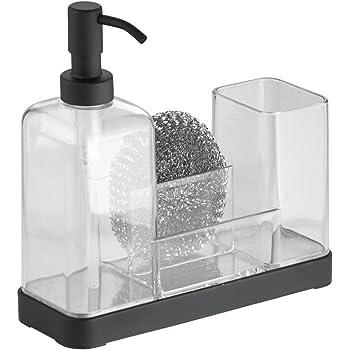 Amazon Com Interdesign Forma Kitchen Caddy With Soap