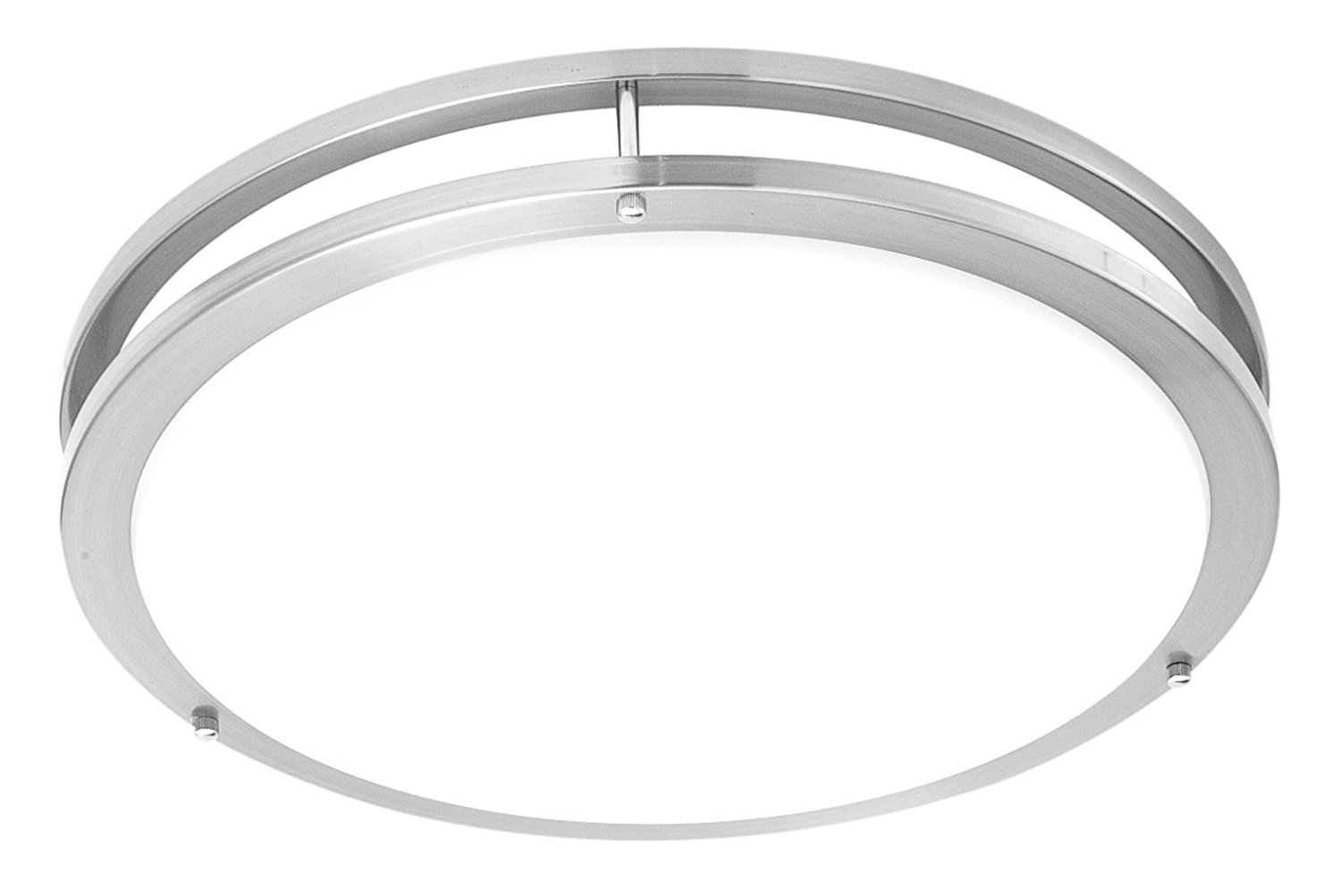 Philips Lighting Sl7050-78 Energy Star Certified Fixture With White Acrylic Lens, Brushed Nickel by Thomas Lighting (Image #1)
