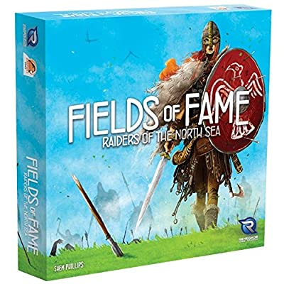Raiders of the North Sea: Fields of Fame: Toys & Games