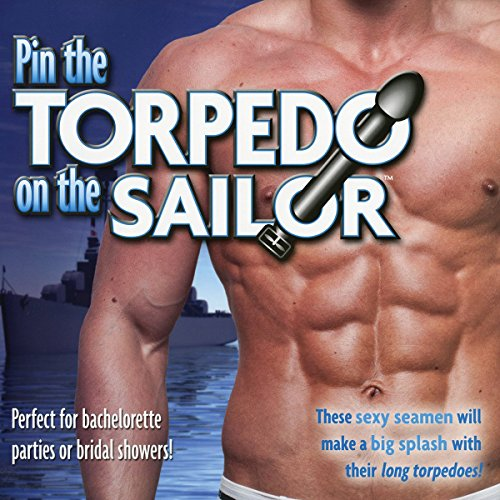 Pin the Torpedo on the Sailor - Girl Pin Sailor