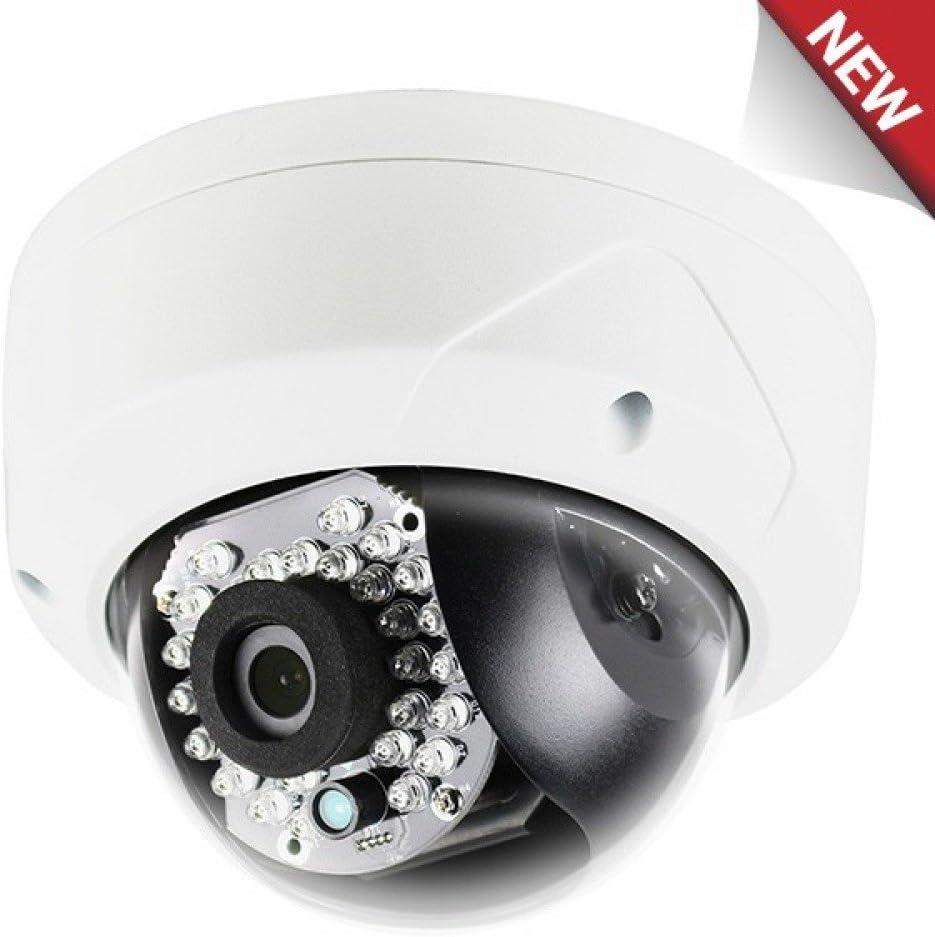 LTS Platinum Fixed Lens Dome Camera 4.1MP – 2.8mm