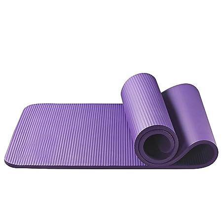 SMBYLL Estera de Yoga Antideslizante para Mujer ...