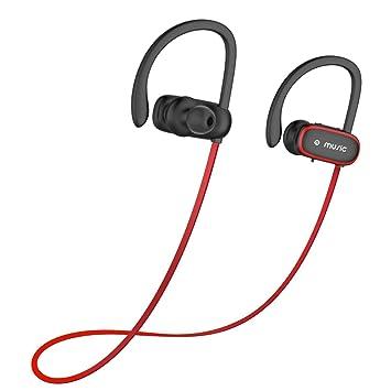 Bluetooth V4.2 4D HD Stereo Sport in Ear headphones  Amazon.co.uk ... 31d1a9ad268e5