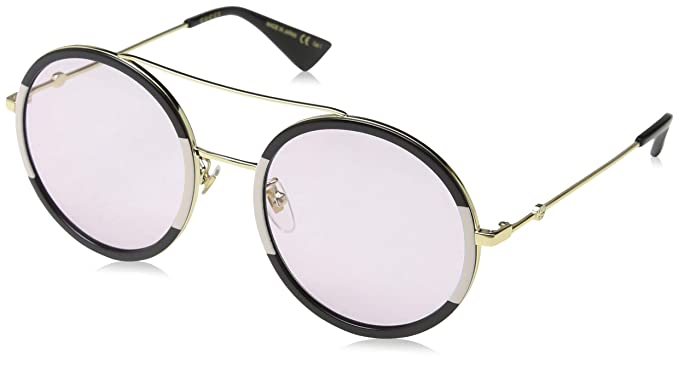 2d5542c7bc Image Unavailable. Image not available for. Colour  Gucci Women s GG0061S  008 Sunglasses ...