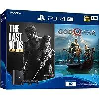PlayStation 4 Pro 1 TB God of War / The Last of Us Remastered Bundle