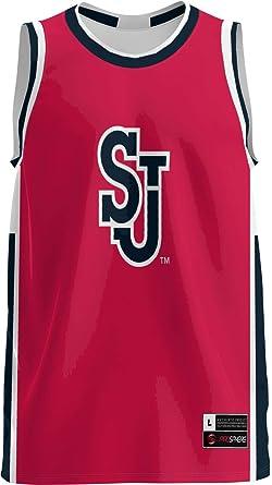 c89244cd442 ProSphere St. Johns University Boys' Replica Basketball Jersey - Modern FFAA