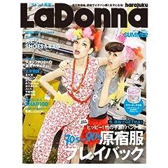 LaDonna harajuku 最新号 サムネイル