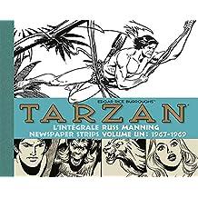 Tarzan Intégrale Russ Manning newspaper strips 01 1967-1969