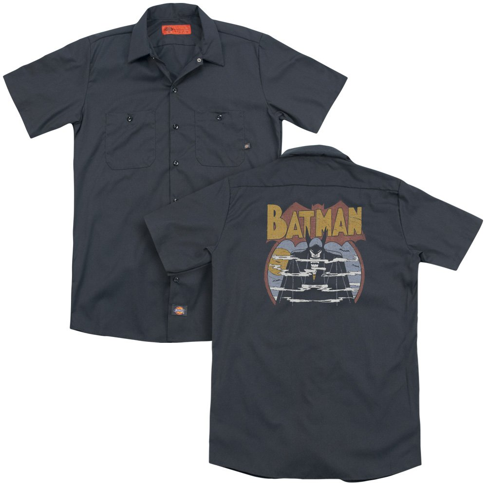 Dc Foggy Adult Work Shirt