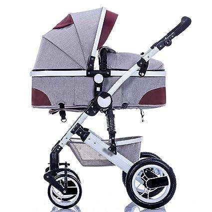 Baby Stroller Coche del Paraguas de Carro de bebé Los niños ...