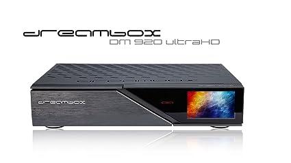 Dreambox DM920 UHD 4K 2 x Triple MultiStream S2X Tuner