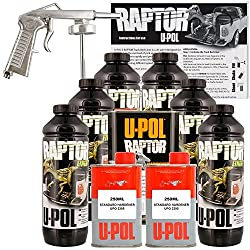Image of the product U POL Raptor Black that is listed on the catalogue brand of U-Pol.