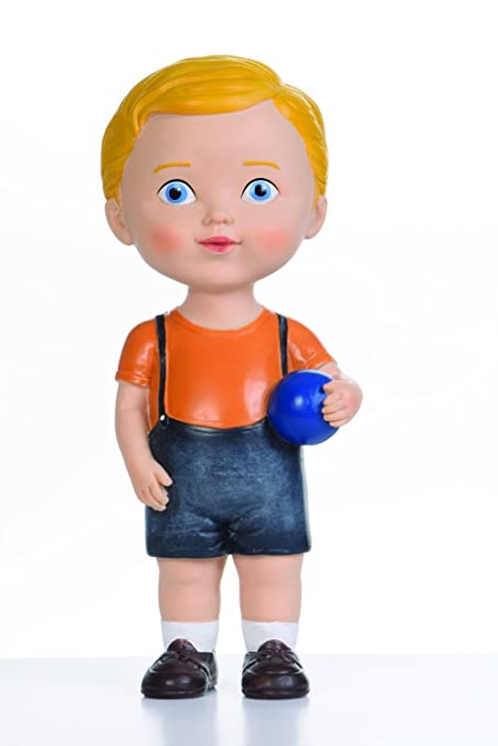 Amazon Com Tehoti Blonde Hair Boy Doll Vintage Collectible Home