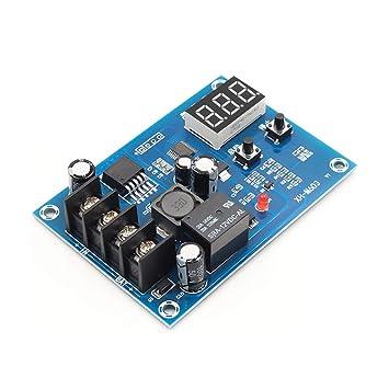 Módulo de Control de Carga XH-M603 Pantalla LED Digital ...