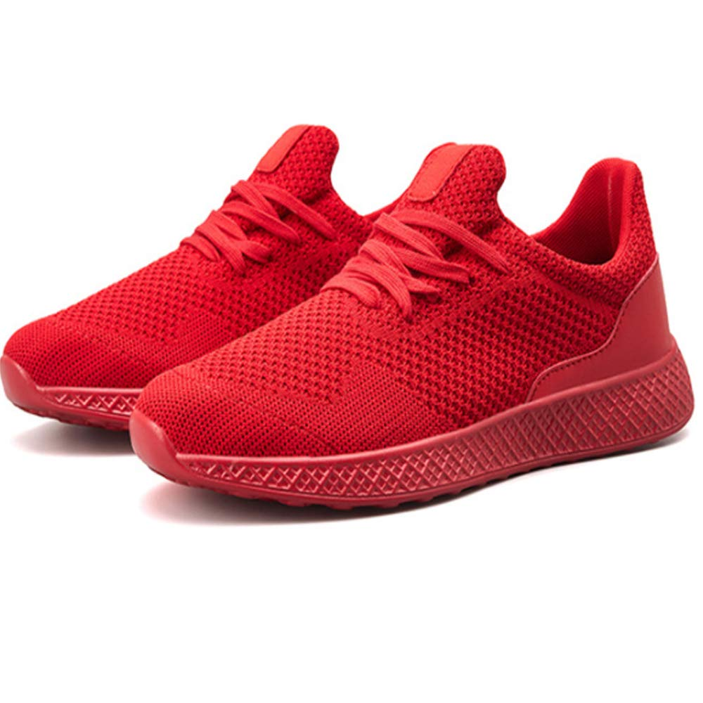 Exclusive Shoebox Mens Breathable Running Slip on mesh Comfortable Sport Running Shoes Casual Walking Shoes