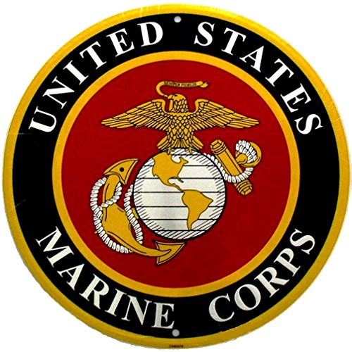 (United States Marine Corps Sign)
