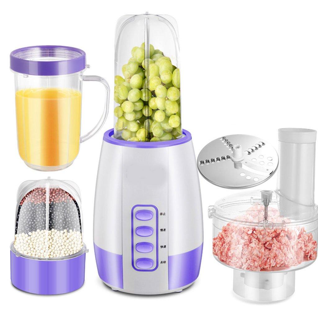 Ozigwpa3 Juicer- Mezclador de Cocina casera Multifuncional Jugo de Leche de Soja Máquina de Molino de suplemento de Alimentos para bebés: Amazon.es