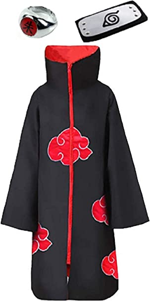 Fuji Naruto Organization Members Cloak Ninja ... - Amazon.com