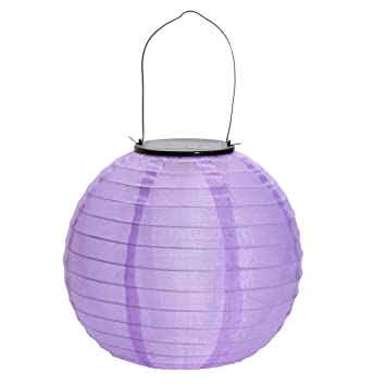 Jet Even LED Lampion lanterne chinoise solaire lampes suspendues ...