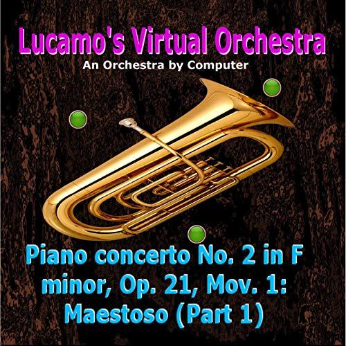 Piano concerto No. 2 in F minor, Op. 21, Mov. 1: Maestoso (Part 1)