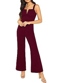 99cd84a9f793 Amazon.com  Haute Monde Women s Juniors Fitted Off-Shoulder Wide Leg ...