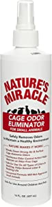 Nature's Miracle Cage Odor Eliminator Small Animals