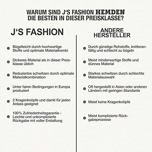 costume Fashion Homme Chemise ajustement pour foncé facile longues ajustée Chemise à pour mariage Vert Coupe et affaires manches homme loisirs J's Sgzqw