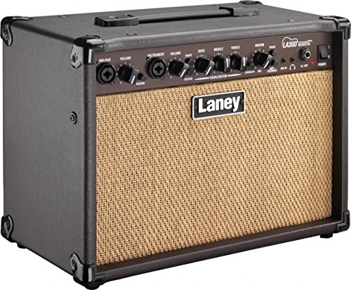 Laney LA30D LA Series Dual Channel Acoustic Guitar Amplifier by Laney