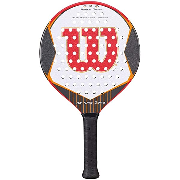 Amazon.com: Wilson Champ Plataforma de tenis Paddle: Sports ...