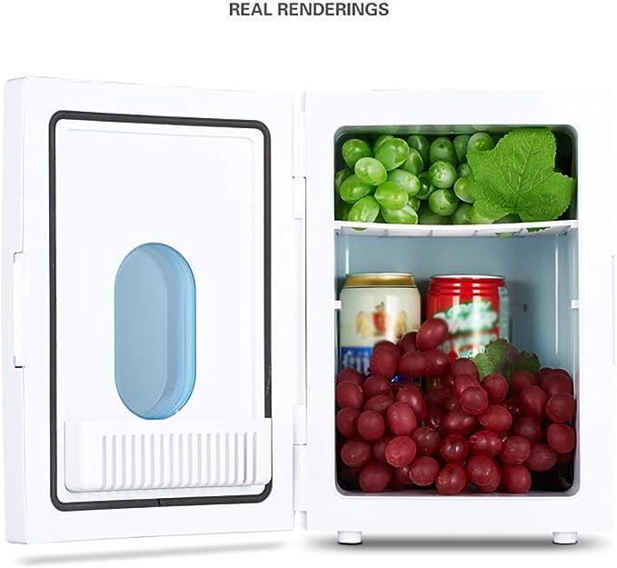 Mini Refrigerador De 10 litros, Refrigerador De 12 Voltios para El ...