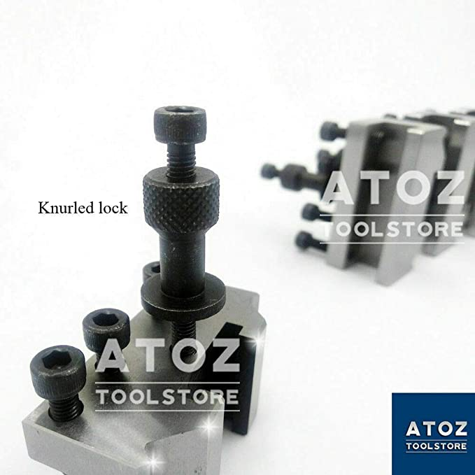 ML 7 Lathes Details about  /5 Pieces Set T37 Quick Change Tool Post For MyFord Super 7