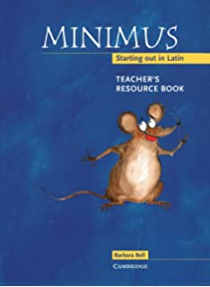 Amazon minimus secundus pupils book moving on in latin minimus teachers resource book starting out in latin fandeluxe Gallery