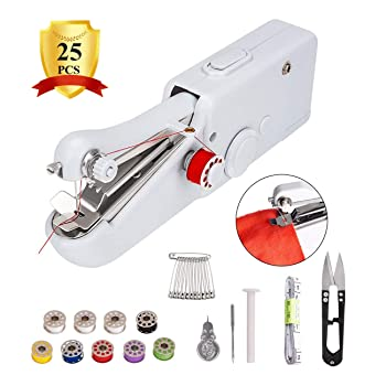 DUTISON Handheld Sewing Machine