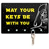 Porta Chaves Darth Vader Star Wars - Presente Geek