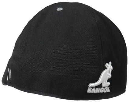7f320a6408946 Kangol Men's Wool 6 Panel Flexfit Cap at Amazon Men's Clothing store: