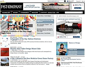 Fastcompany.com Blogs