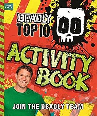 book cover of Deadly Top Ten Activity Book 2014